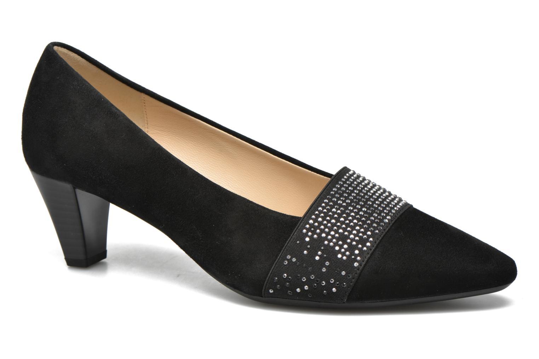 Zapatos de tacón Gabor Gabriella Negro vista de detalle / par