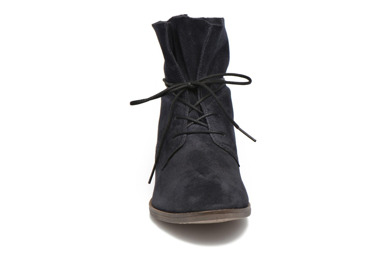 Bottines et boots Gabor Marion Bleu vue portées chaussures
