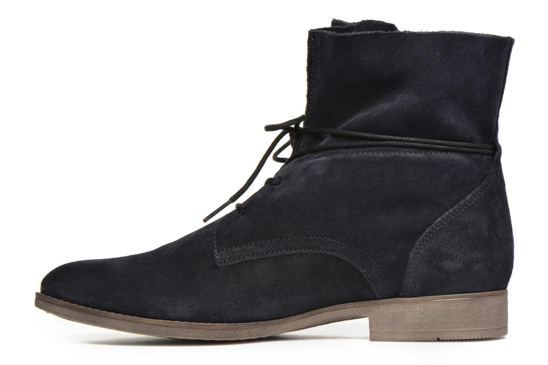 Bottines et boots Gabor Marion Bleu vue face