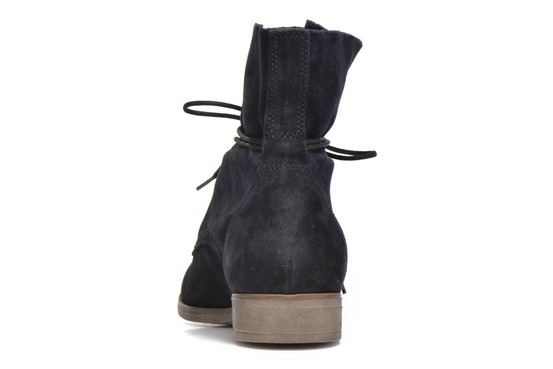 Bottines et boots Gabor Marion Bleu vue droite