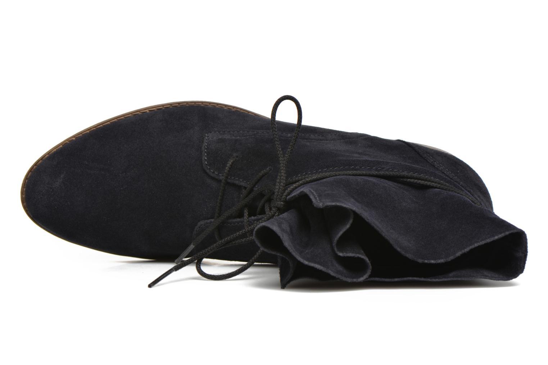 Bottines et boots Gabor Marion Bleu vue gauche