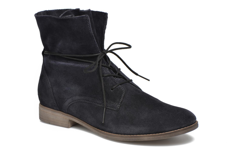 Bottines et boots Gabor Marion Bleu vue détail/paire