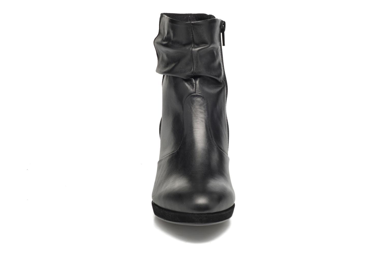 Bottines et boots Gabor Nizza Noir vue portées chaussures