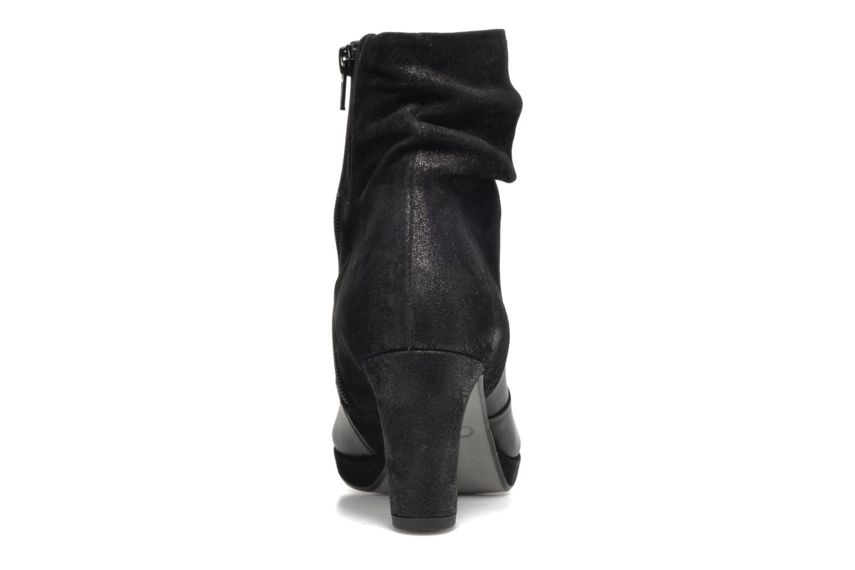 Bottines et boots Gabor Nizza Noir vue droite