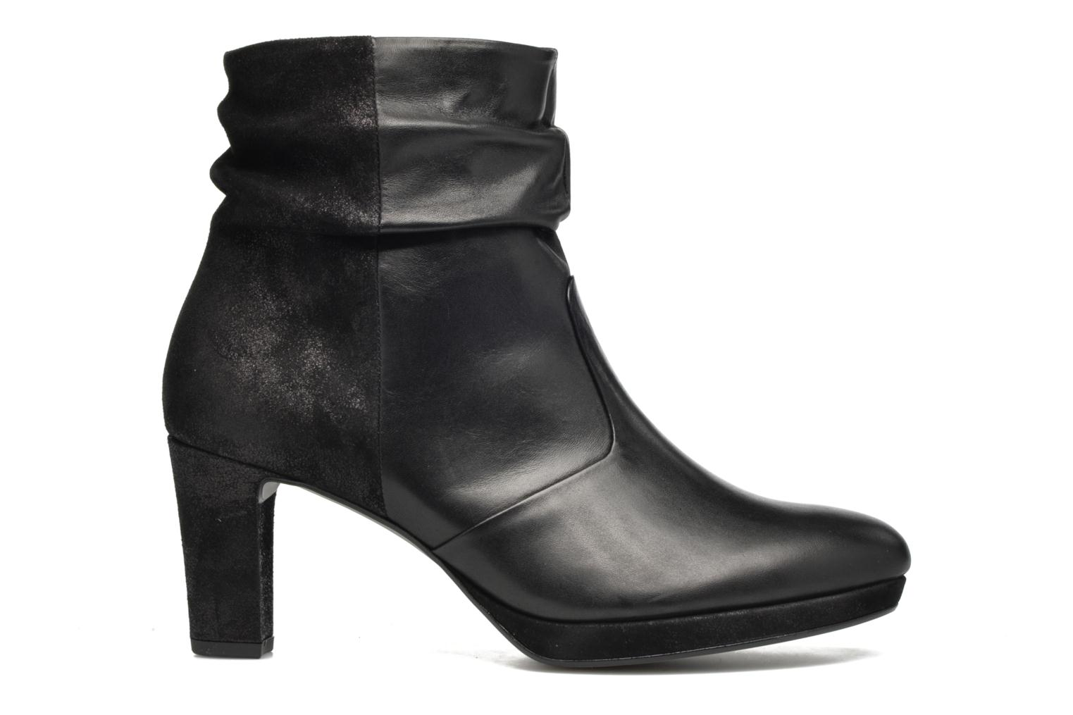 Ankle boots Gabor Nizza Black back view