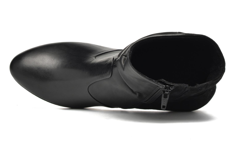Bottines et boots Gabor Nizza Noir vue gauche