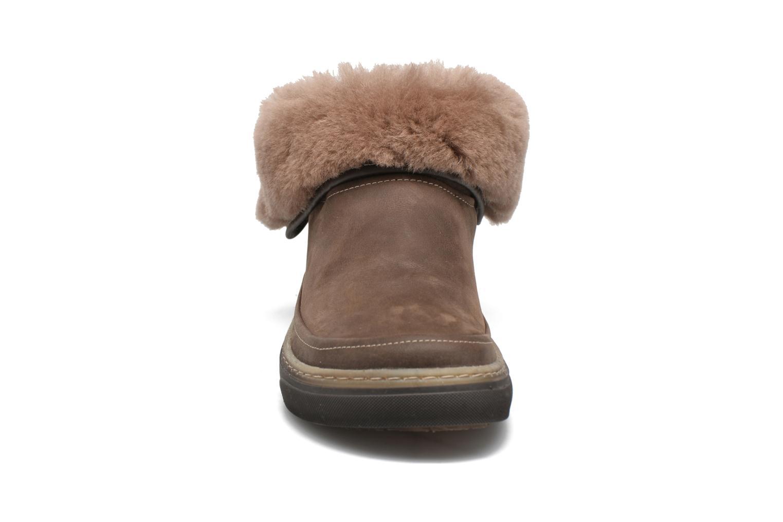 Stiefeletten & Boots Josef Seibel Caro 05 braun schuhe getragen