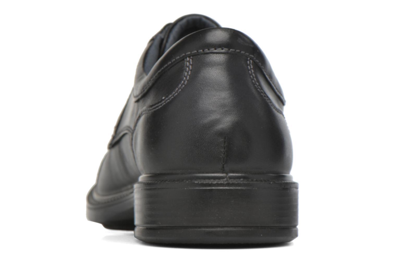 Chaussures à lacets Josef Seibel Harry 11 Noir vue droite