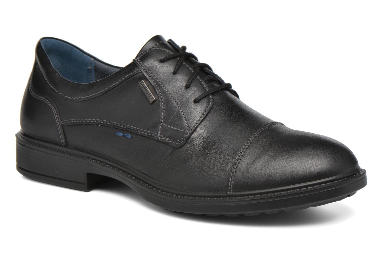 Chaussures à lacets Josef Seibel Harry 11 Noir vue détail/paire