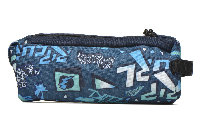 School bags Rip Curl Neon Vibes Trousse double Blue front view