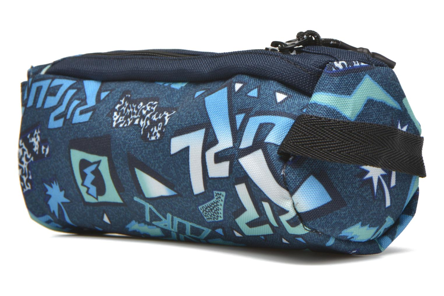 School bags Rip Curl Neon Vibes Trousse double Blue view from the right