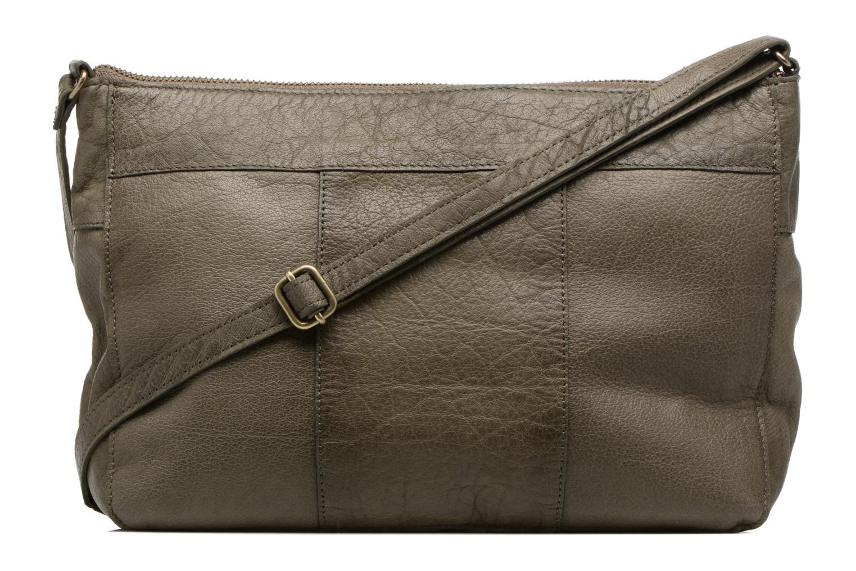 Sacs à main Pieces POFO Leather Crossbody bag Vert vue face