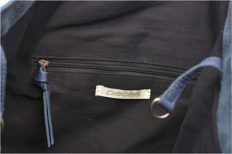 PIXA Suede bag Navy Blazer