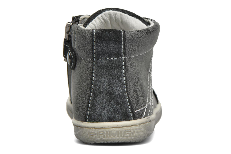 Sneaker Primigi Egle grau ansicht von rechts