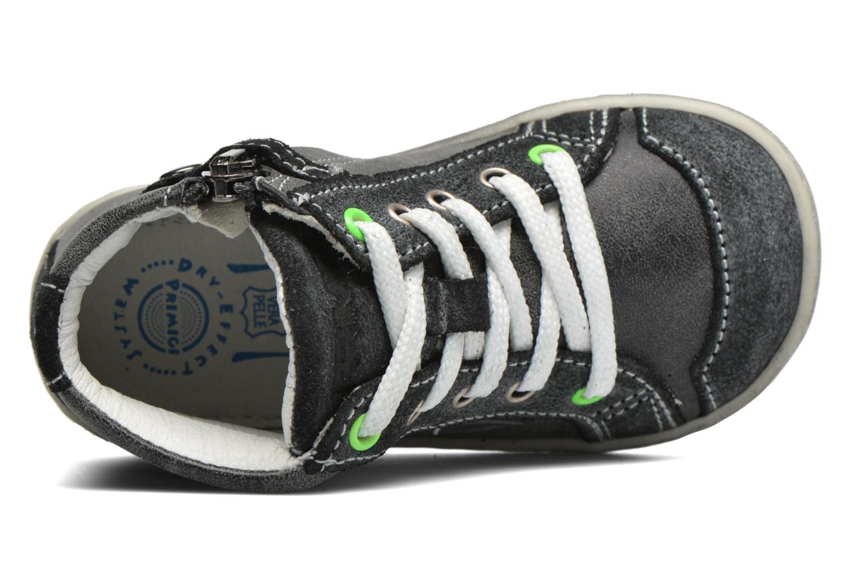 Sneaker Primigi Egle grau ansicht von links