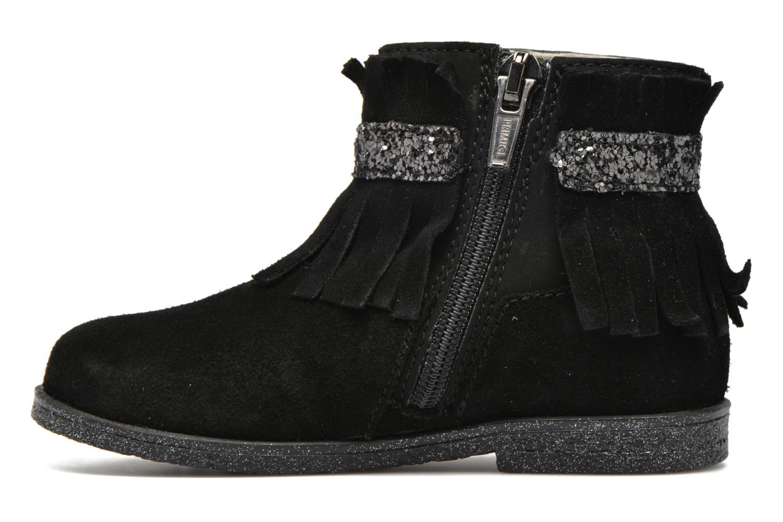 Bottines et boots Primigi Siusy Noir vue face