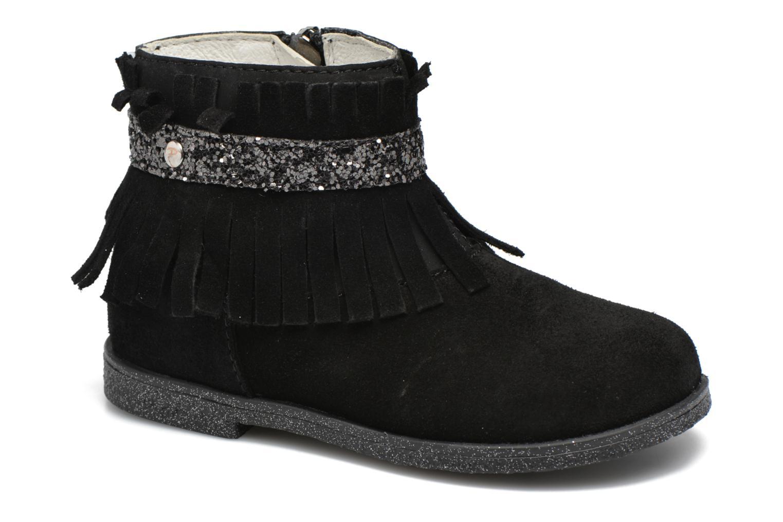 Bottines et boots Primigi Siusy Noir vue détail/paire