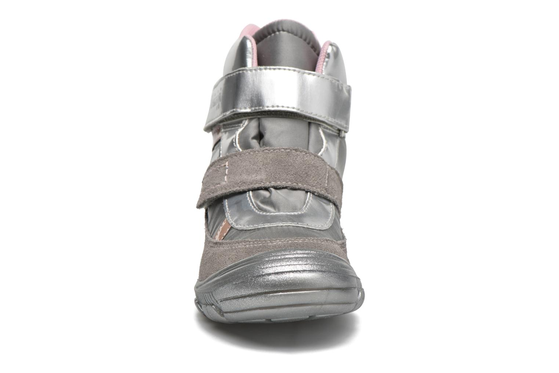 Bottines et boots Primigi Meccoy-E Gris vue portées chaussures