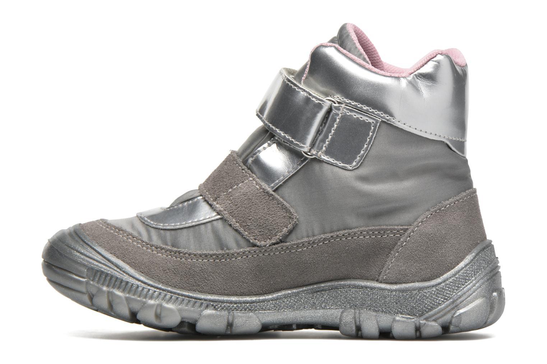 Stiefeletten & Boots Primigi Meccoy-E grau ansicht von vorne