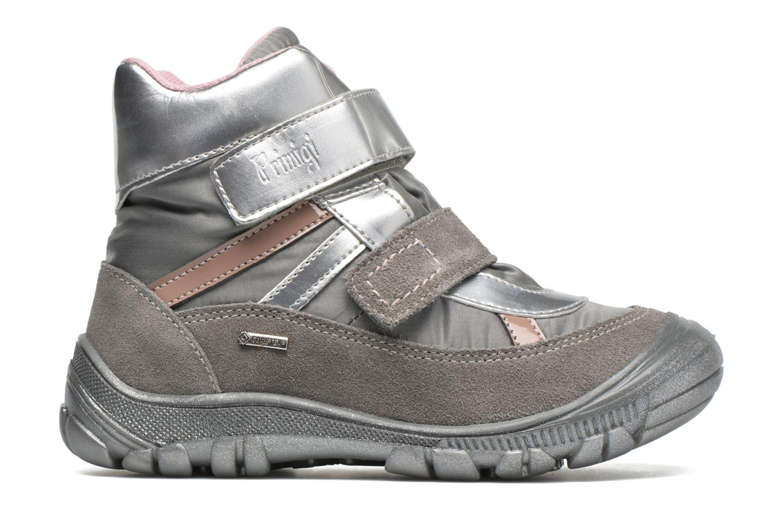 Stiefeletten & Boots Primigi Meccoy-E grau ansicht von hinten