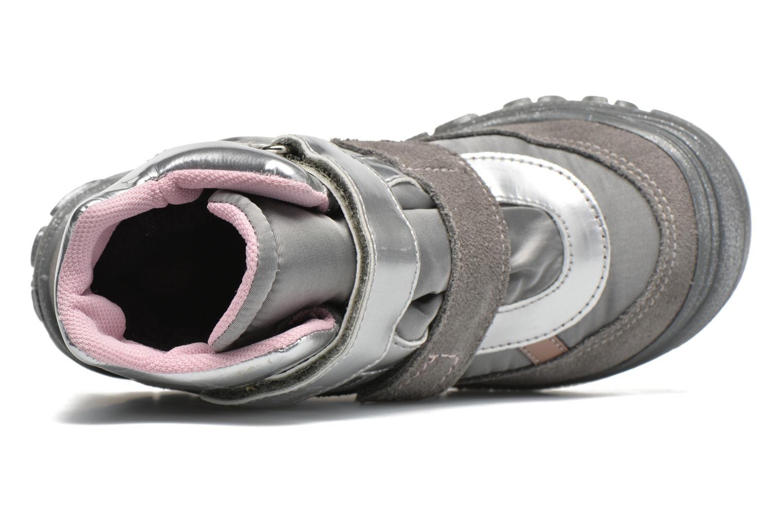 Boots en enkellaarsjes Primigi Meccoy-E Grijs links