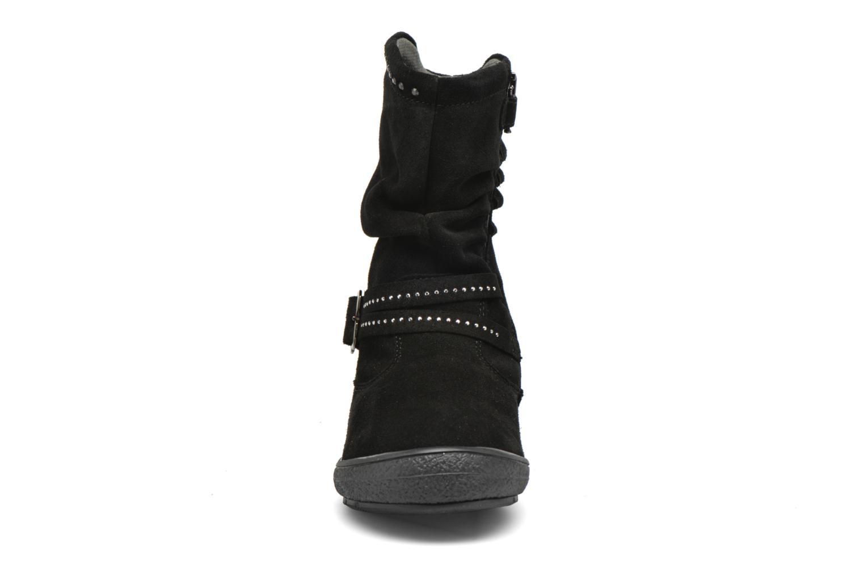 Bottes Primigi Calisha-E Noir vue portées chaussures