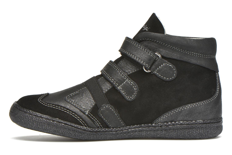 Velcro shoes Primigi Hulda 2-E Black front view