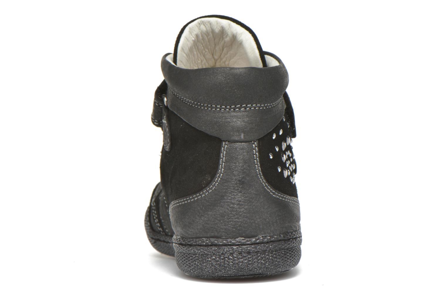 Velcro shoes Primigi Hulda 2-E Black view from the right