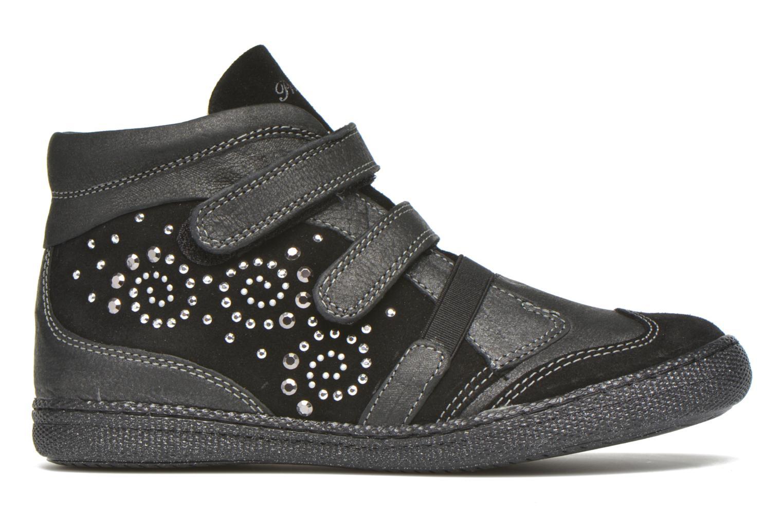 Chaussures à scratch Primigi Hulda 2-E Noir vue derrière