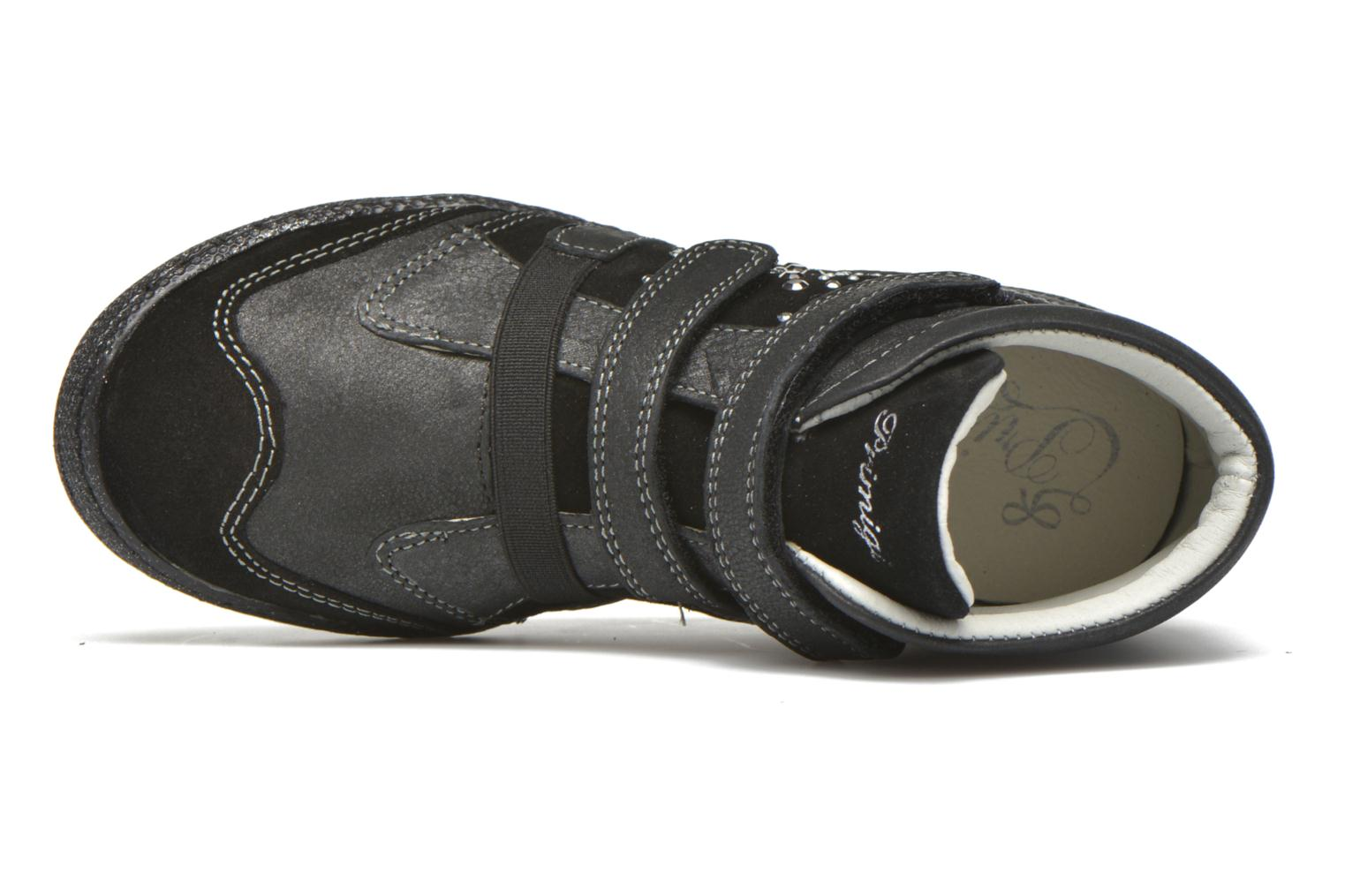 Velcro shoes Primigi Hulda 2-E Black view from the left
