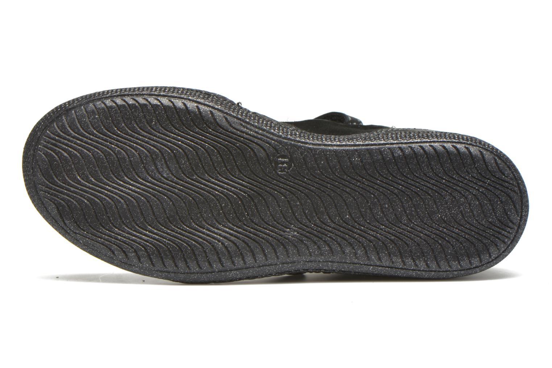 Chaussures à scratch Primigi Hulda 2-E Noir vue haut