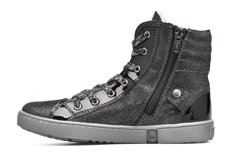 Sneaker Primigi Marilu' schwarz ansicht von vorne