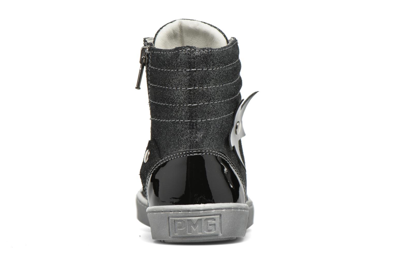 Sneaker Primigi Marilu' schwarz ansicht von rechts