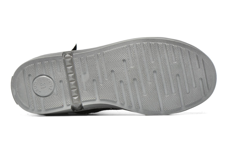 Sneaker Primigi Marilu' schwarz ansicht von oben