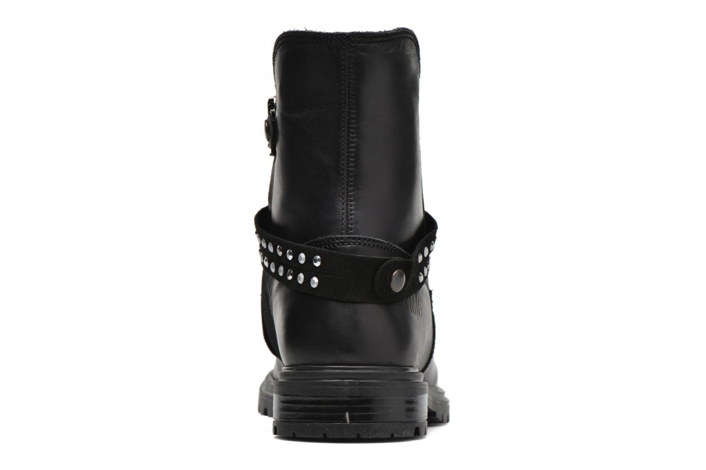 Bottines et boots Primigi Shigy Noir vue droite
