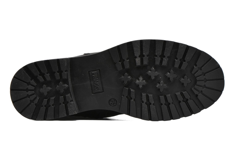 Bottines et boots Primigi Shigy Noir vue haut