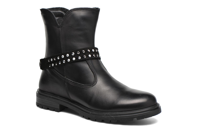 Bottines et boots Primigi Shigy Noir vue détail/paire