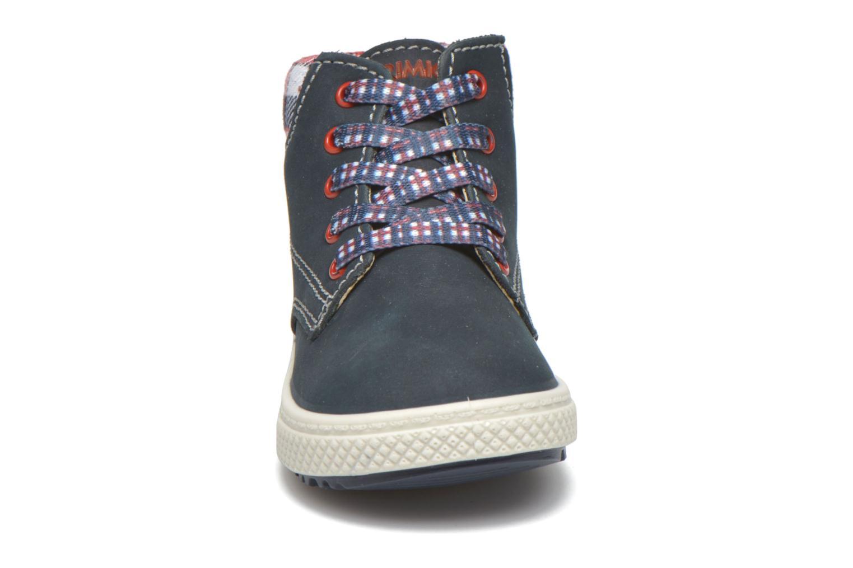 Bottines et boots Primigi One Bleu vue portées chaussures