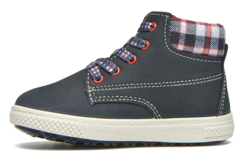 Ankle boots Primigi One Blue front view