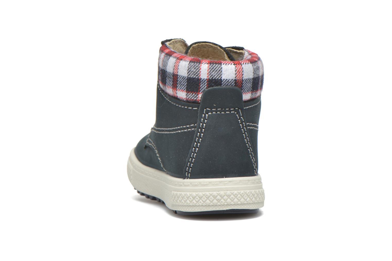 Bottines et boots Primigi One Bleu vue droite