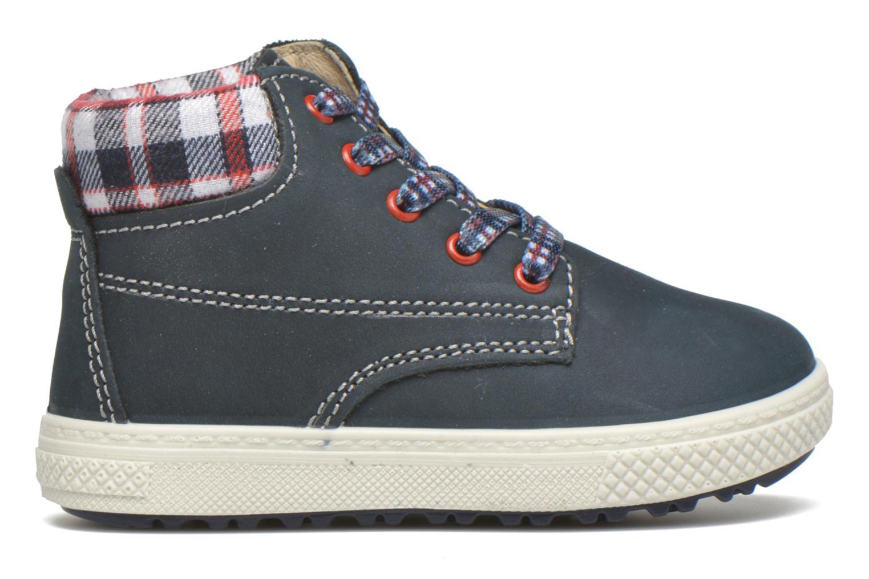Ankle boots Primigi One Blue back view