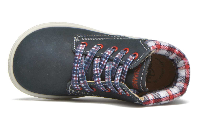 Bottines et boots Primigi One Bleu vue gauche