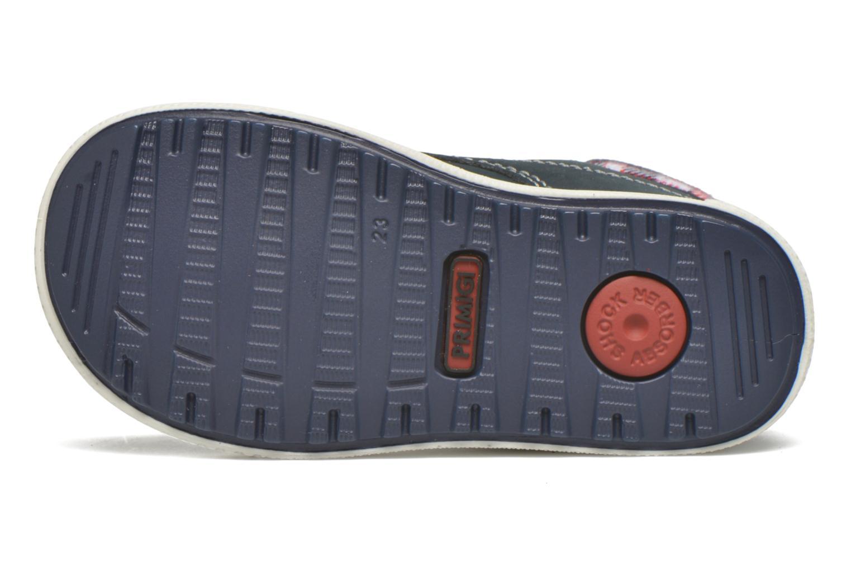 Bottines et boots Primigi One Bleu vue haut