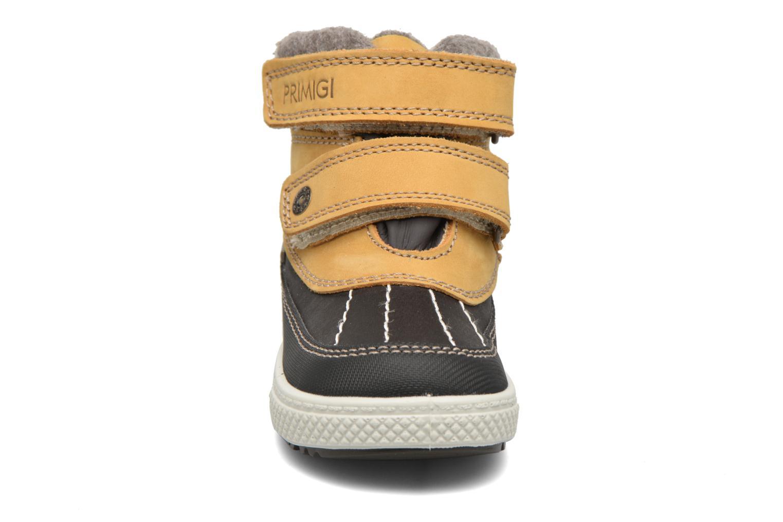 Bottes Primigi Pepys Beige vue portées chaussures