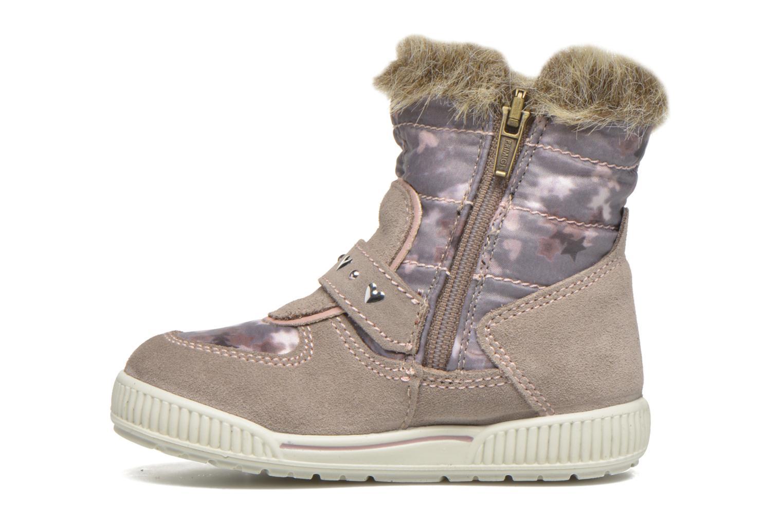 Boots & wellies Primigi Titi-E Beige front view