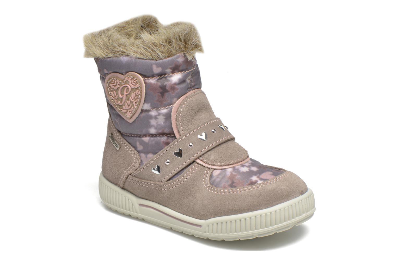 Boots & wellies Primigi Titi-E Beige detailed view/ Pair view