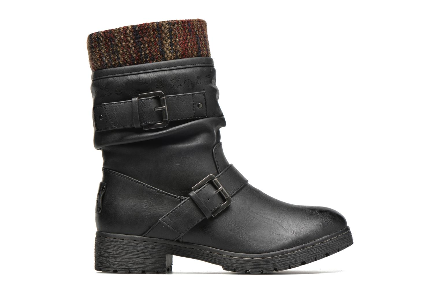 Ankle boots Coolway Babel Black back view