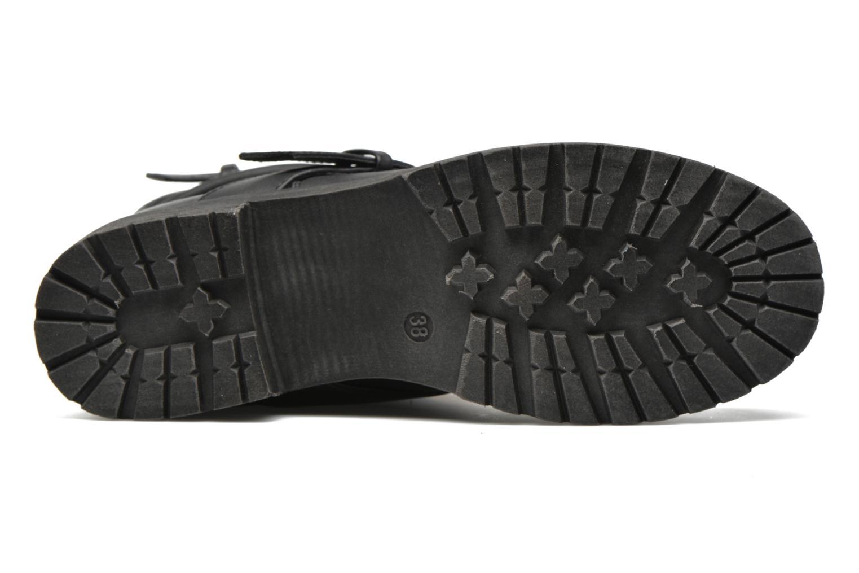 Stiefeletten & Boots Coolway Babel schwarz ansicht von oben
