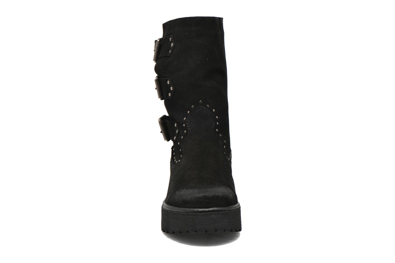 Bottines et boots Coolway Baboon Noir vue portées chaussures