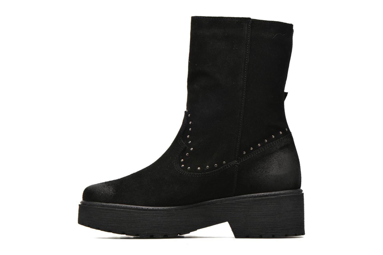Bottines et boots Coolway Baboon Noir vue face
